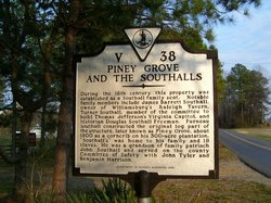 ‪Piney Grove at Southall's Plantation‬