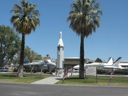 China Lake Naval Weapons Center