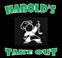 Harolds Take Out