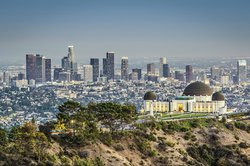 View of Griffith Observatory and the city (94695812)