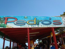 Pedro's Beach Bar & Restaurant