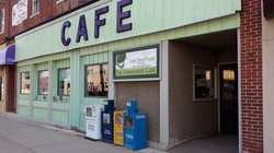 The Greenwood Cafe