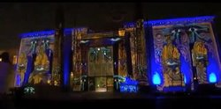 The Return of the Pharaohs Lights and Music Show