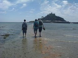 South West Coast Path - Penzance to Marazion