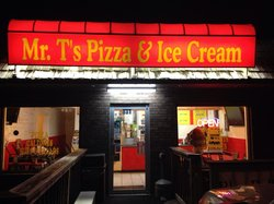 Mr T's Pizza & Ice Cream