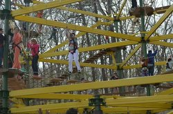 Ropes Course at Luray Caverns