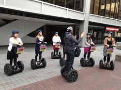 Nation Tours - Portland Segway Tours and Bike Tours