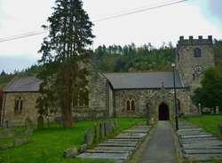 Corwen Parish Church of St Mael and St Sulien