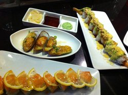 One Sushi and Grill