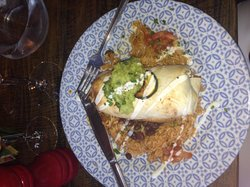 Chimichanga - Ipswich