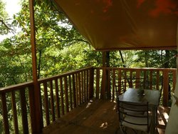 Glamping Camping Terre Rouge