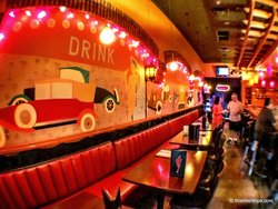Flappers Comedy Club and Restaurant