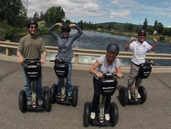The Bend Tour Company - Segway Tours