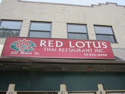 Red Lotus Thai Restaurant