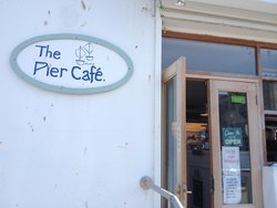 ‪The Pier Cafe‬