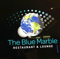 The Blue Marble Restaurant and Lounge