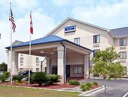 Travelodge Suites Savannah Pooler