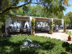 Nautikos Omilos Beach Bar