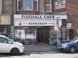 The Foxhall Cafe