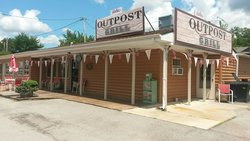 Tumbleweed Outpost Grill