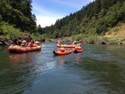 Rogue River Raft Trips - Day Adventures