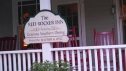 The Red Rocker Inn Restaurant