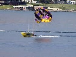 Pirate's Cove Parasail