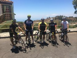 CA Cycling Tenerife