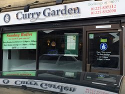 The New Curry Garden