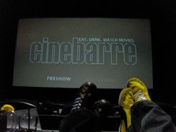 Cinebarre - Thornton
