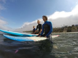 California Surf Adventures - Day Trips