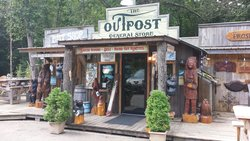The Outpost Pickwick Dam