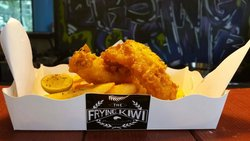 The Frying Kiwi Eatery