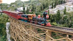 Apple Valley Model Railroad Club