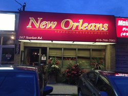 New Orleans Seafood & Steakhouse