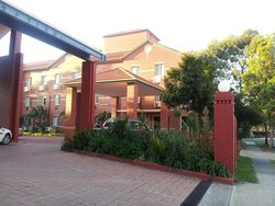 Airport Sydney International Motor Inn