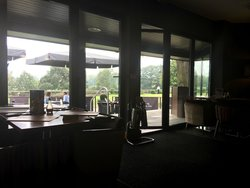 The Club Lounge & Bar at The Mere Golf Resort & Spa