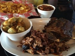 Mickey Roos Texas Style BBQ