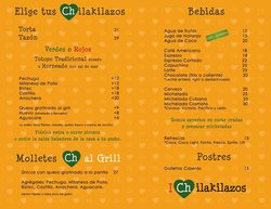 Chilakilazos Restaurante