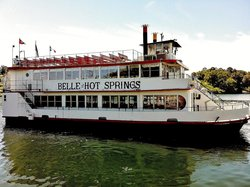 Belle of Hot Springs Riverboat
