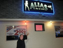 Alias Bar and Grill