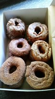 Cider Belly Doughnuts