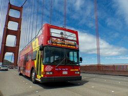 City Sightseeing San Francisco