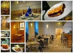 Alma Mater Cafe and Restaurant