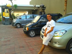 The Bali Driver & Tour Guide