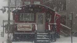 The Caboose Diner