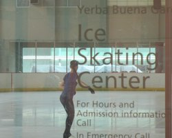 Yerba Buena Ice Skating Center