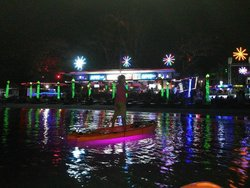 Samui Night Boarding SUP