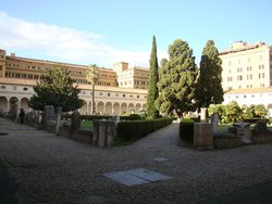 Diocletian Bath and the Octagonal Hall