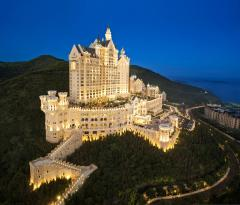 The Castle Hotel A Luxury Collection Hotel Dalian(Grand Opening on September 19, 2014)